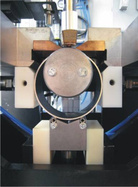 Fully automatic clamping process for pipes with different length and diameters